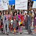Chanel fez, além de desfile, um protesto fashion no PFW