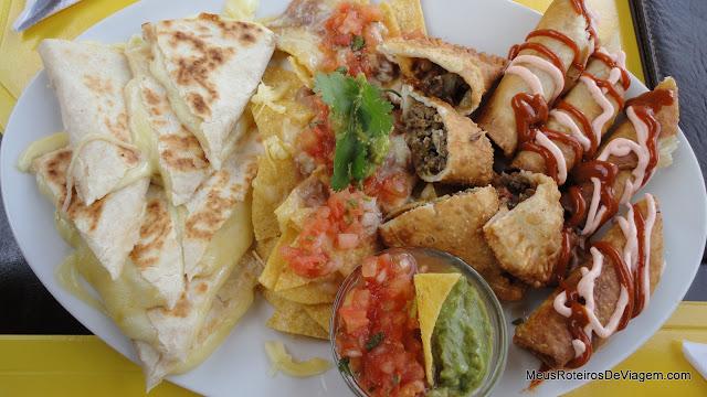 Entradas no Restaurante Calexico - Punta del Este, Uruguai