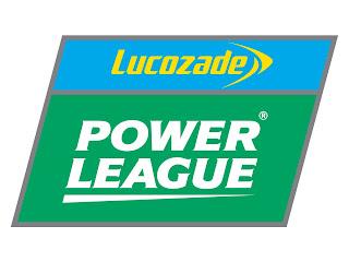Thank you Lucozade Power League 3.3.2013