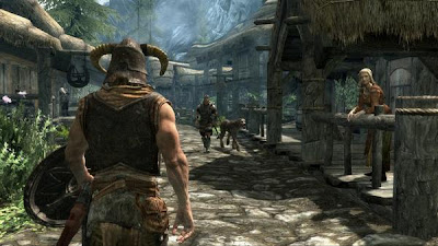 the elder scrolls v skyrim walkthrough