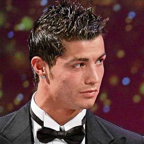 Cristiano Ronaldo Without Jersey