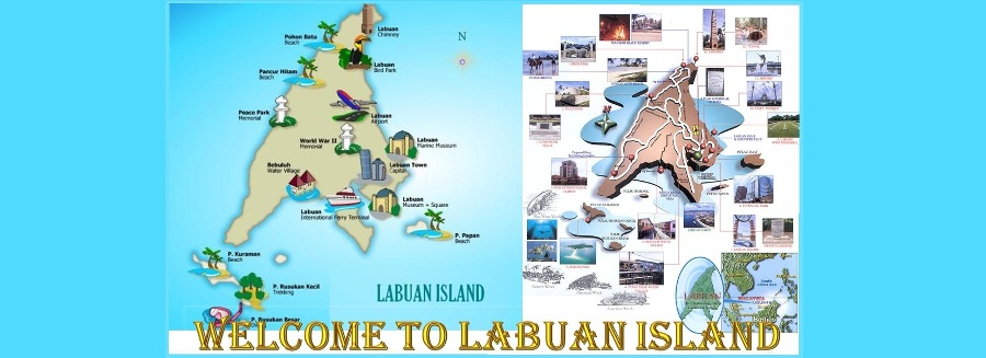 Welcome To Labuan Island