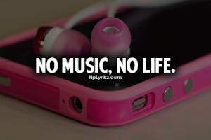 Sin Música, No Hay Vida