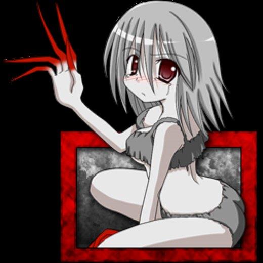 Anime Witch Left4Dead por HotOctoberSnow