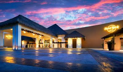 """Promoção """"Hard Rock Hotel em Punta Cana"""""""