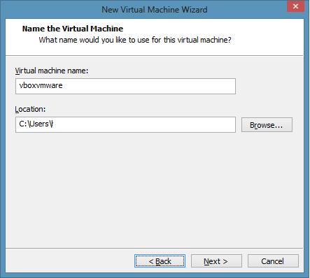 Virtualbox converter