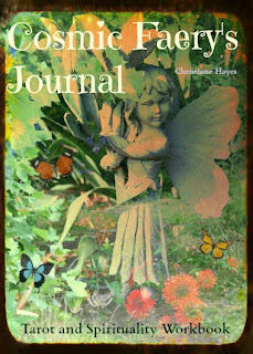 cosmic faery journal workbook