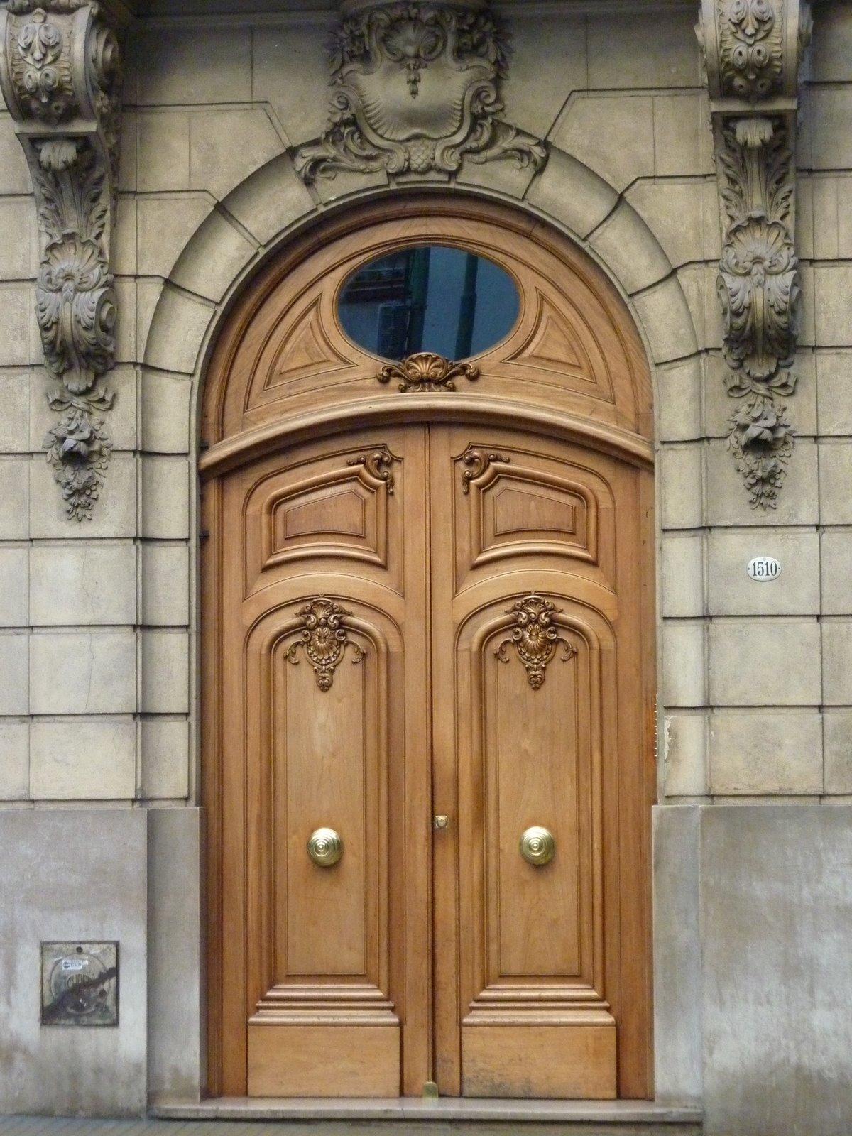 Schöne türen  Argentinische Vielfalt: Schöne Türen