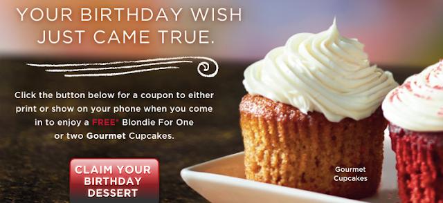 ruby tuesday birthday freebie coupon