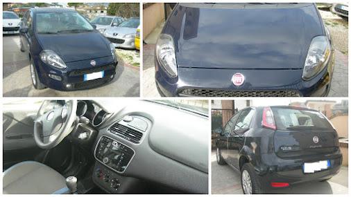 FIAT PUNTO EASY 1.4 NATURAL POWER  METANO ANNO 2012 ACCESSORI FULL OPTIONAL 70.000 KM