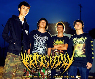 Varises Vena Band Slamming Brutal Death Metal Pekalongan Foto Logo Wallpaper
