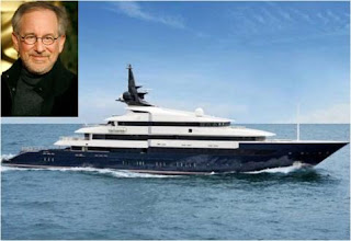 Steven Spielberg $200 Million Yacht