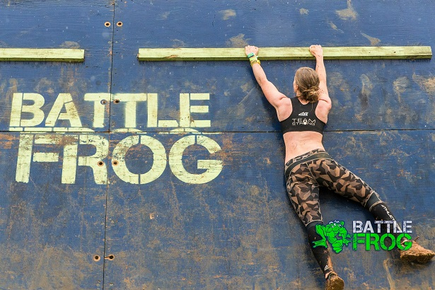 BattleFrog obstacle race
