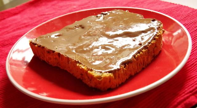 Veganska nutella, veganska gianduia, veganski namaz od lješnjaka i čokolade (C) Enola Knezevic 2013