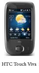 Spesifikasi HTC Touch Viva