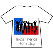 Texas Friends Team Etsy