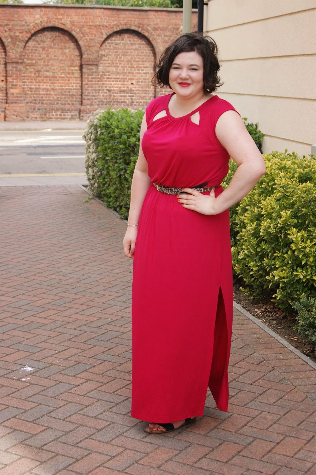 Maxi Dress for BBQ