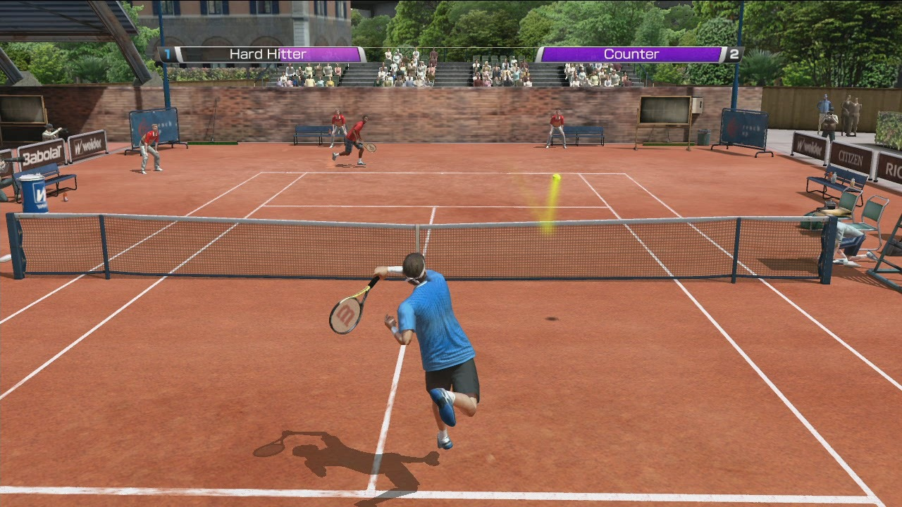 Download Virtua Tennis 4 PC Free ~ Download PC Games | PC Games Reviews | System Requirements ...
