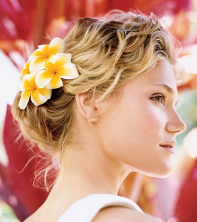 destination wedding hairstyle ideas