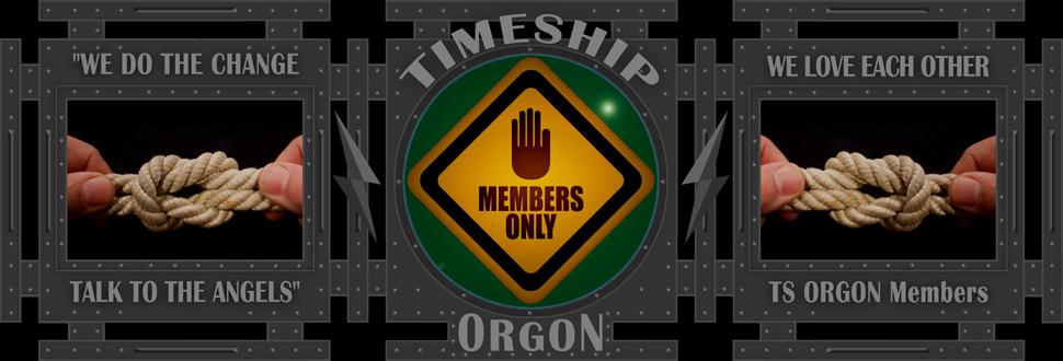 Timeship ORGON Members