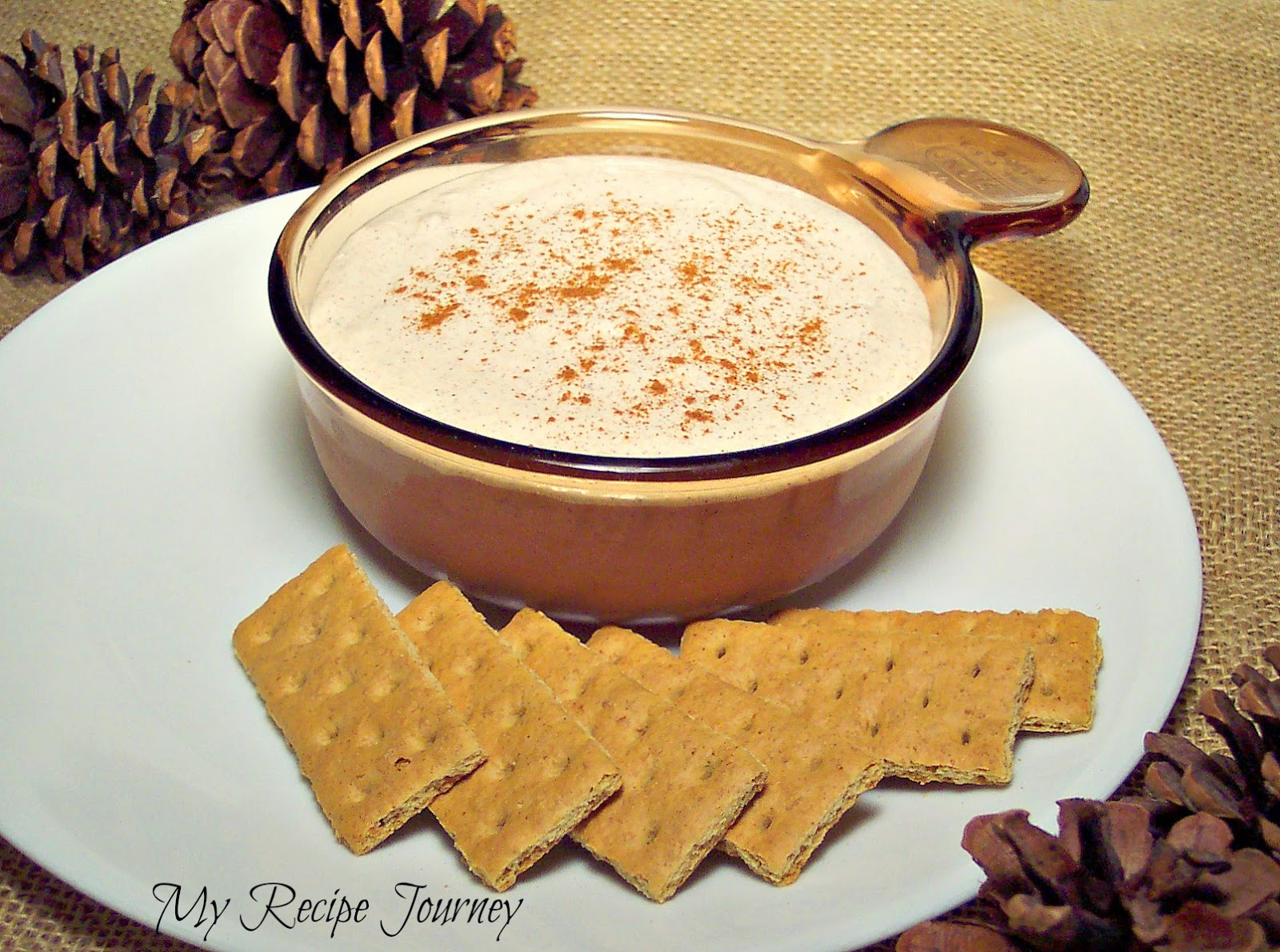 My Recipe Journey: Pumpkin Pie Dip
