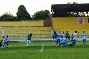 O Crac está fora do Campeonato Brasileiro da Série C