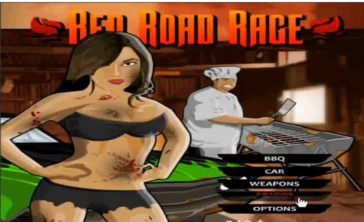 Red Road Rage cheats.