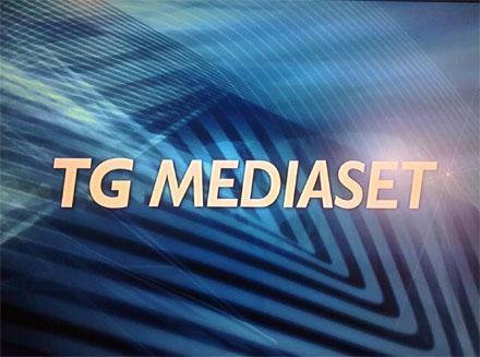 ���� ��� ���� TG Mediaset