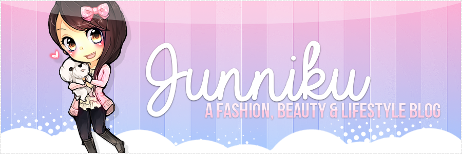 ** J U N N I K U ** ★★★★ A fashion, beauty and lifestyle blog! ♡