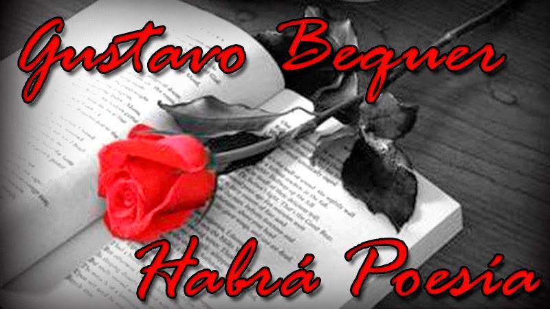 Rima IV - Habrá poesía - Gustavo Adolfo Bécquer