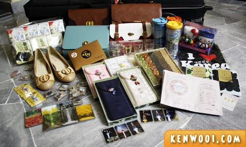 korea souvenirs