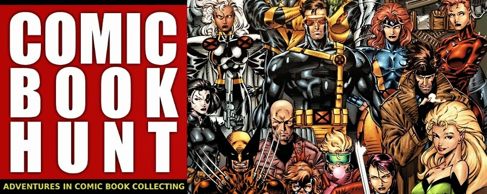 Comic Book Hunt