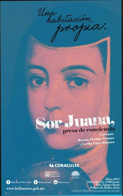 Una habitación propia: Sor Juana, presa de conciencia