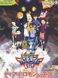 Digimon La pelicula 04 -  El regreso de Diaboromon.