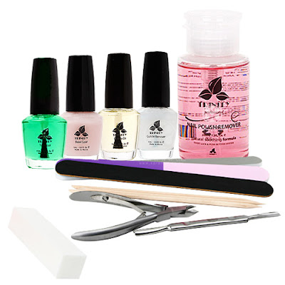 Sara Nail Nail Care Basic Set (for home care)