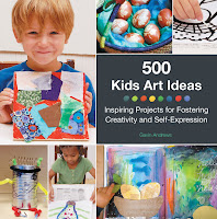 http://www.quartoknows.com/books/9781592539857/500-Kids-Art-Ideas.html?direct=1