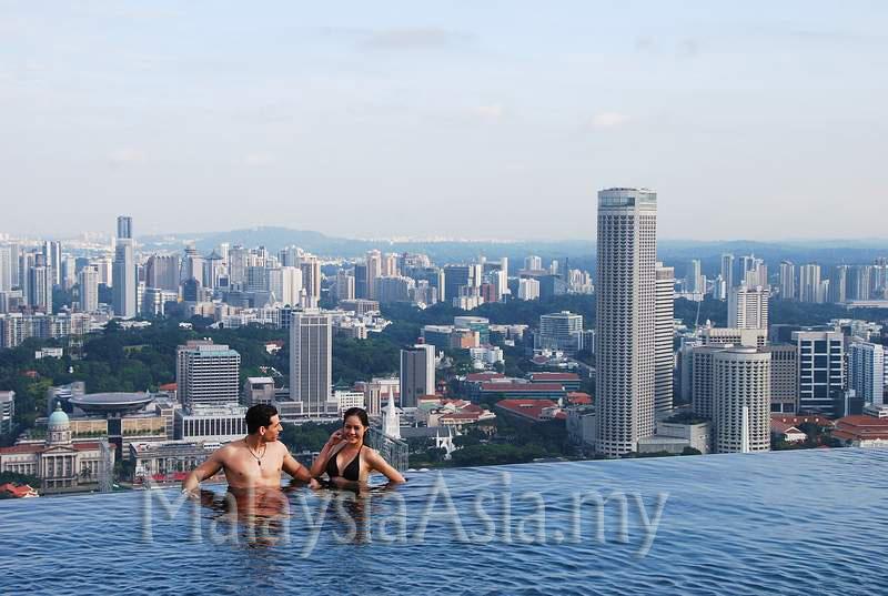 Marina Bay Sands Singapore Room Review Malaysia Asia Travel Blog