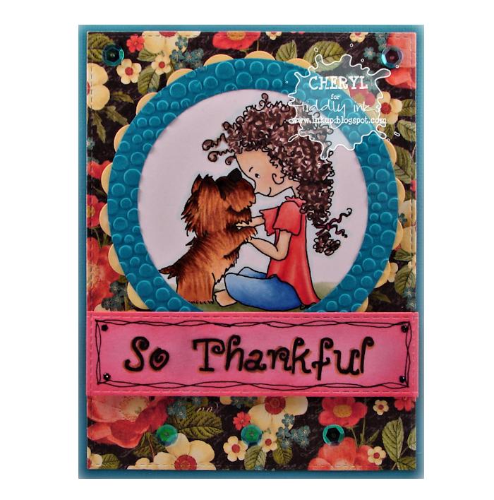 Ink Up: Tiddly Inks Gratitude & Joyfulness Challenge