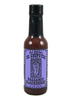 Sgt. Pepper's El Chipotle Balsamic Blackberry Hot Sauce
