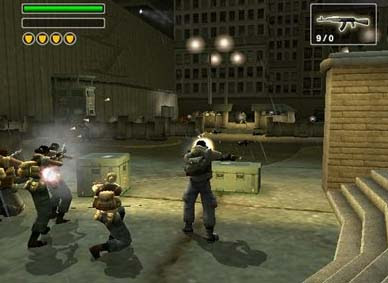 Free Download Games Freedom Fighters 1 Full Version For PC