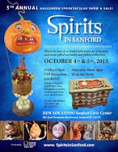 Spirits in Sanford ad 2013