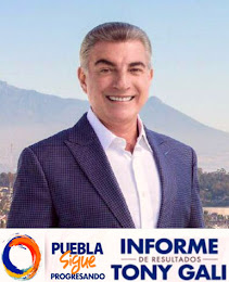 PUEBLA SIGUE PROGRESANDO