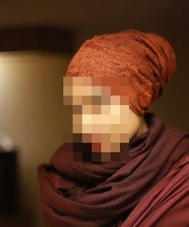 Image result for jenis perempuan bertudung bersanggul tinggi
