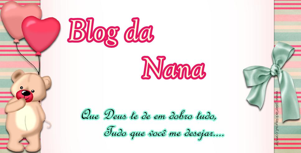 Blog da Nana