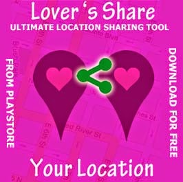 Lovers Share Your Location