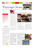 Tapirapé News - 1ª Edição