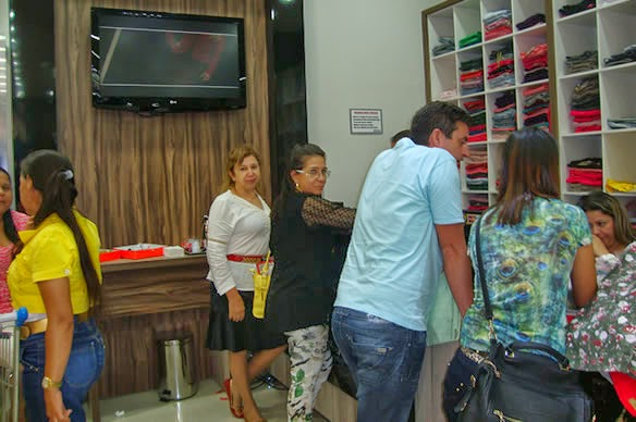 Nítido na Expovest - Shopping 2