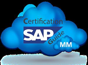 SAP Certification - MM