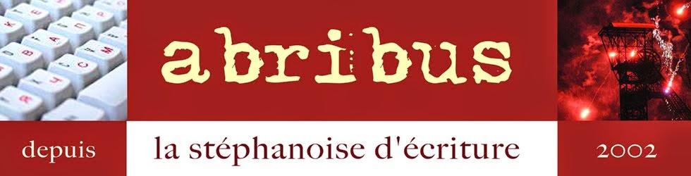 abribus, la stéphanoise d'écriture