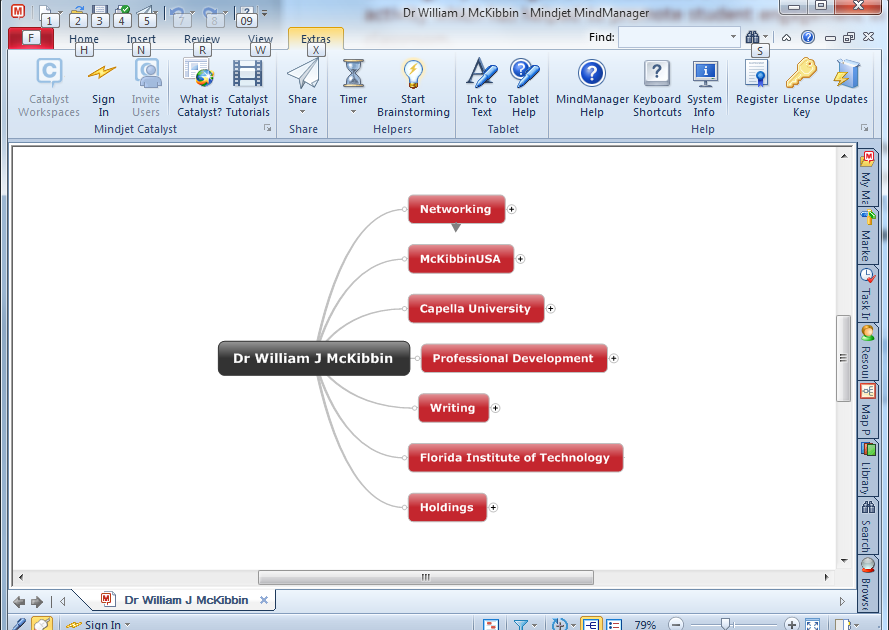 Using Microsoft Word Resume Templates